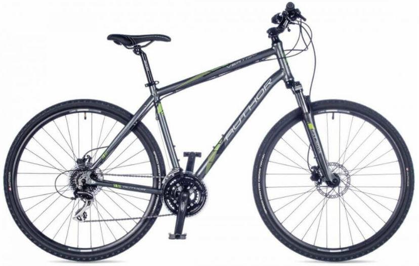 Горные велосипеды Author MTB