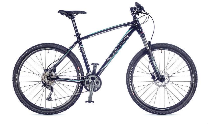 Велосипеды Author BMX