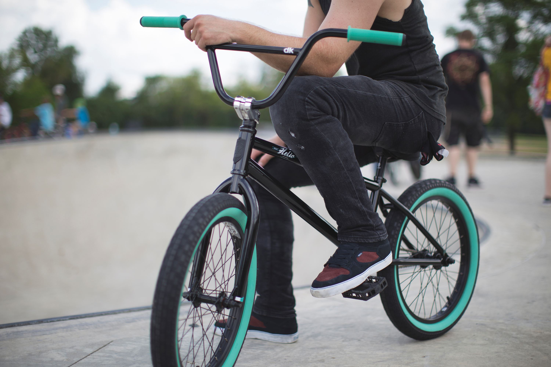 BMX-велосипеды и стили катания