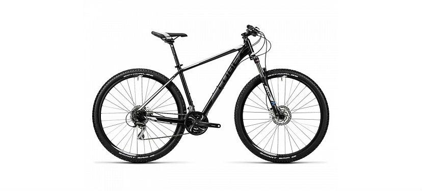 как выбрать размер рамы для универсального велосипеда Cube