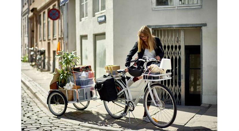Велосипед от IKEA  sladda