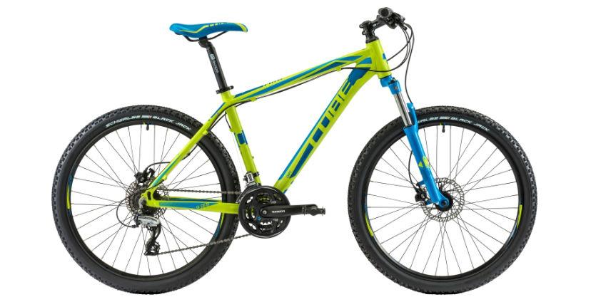 Горный велосипед Cube Aim 26