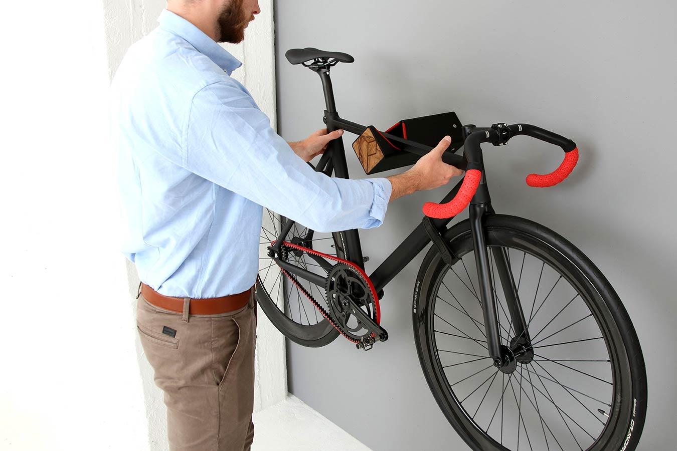 Где хранить велосипед зимой