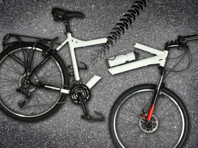 Что делать если вы попали в аварию на велосипеде