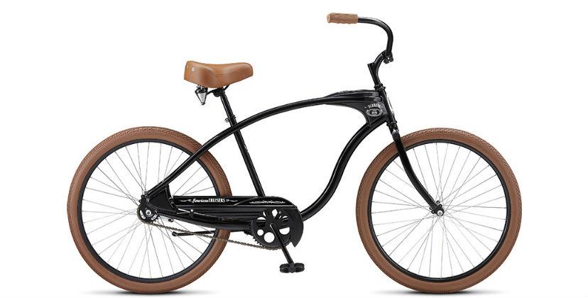 Велосипед-круизёр