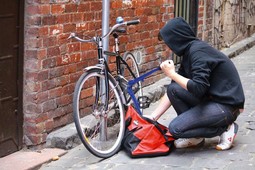 что делать если угнали велосипед