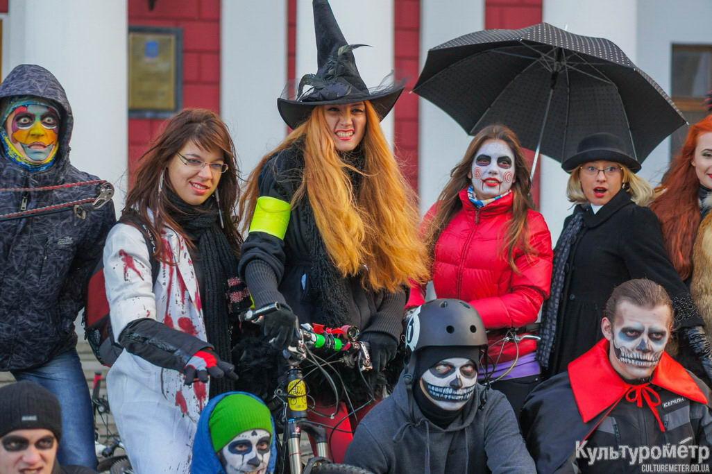 Велопраздники, Интересные Факты, Велохеллоуин, Хеллоуин На Велосипедах, Как Празднуют Halloween Велосипедисты