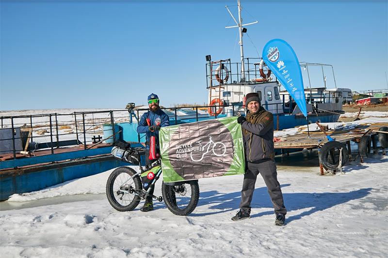 Balkhash Ice Challenge 2020, Александр Габченко