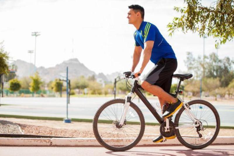 велосипед и здоровье, коронавирус