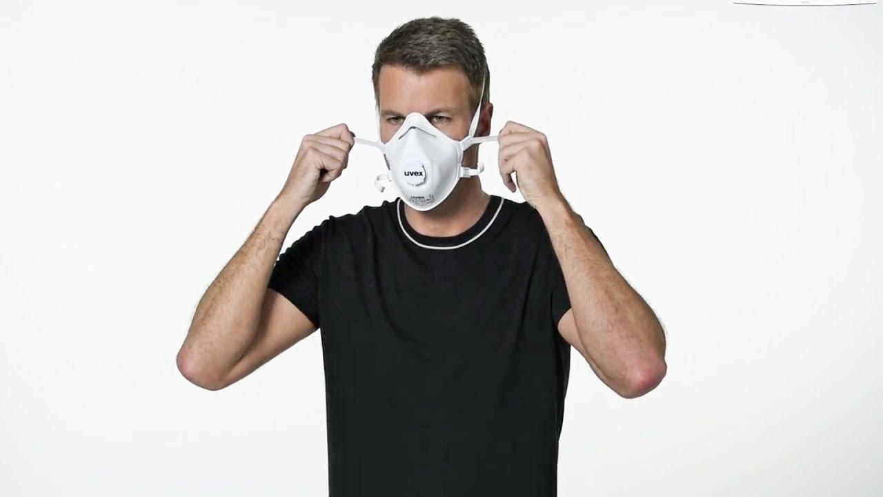 респираторная маска от коронавируса