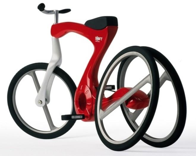 трёхколёсный велосипед для взрослых