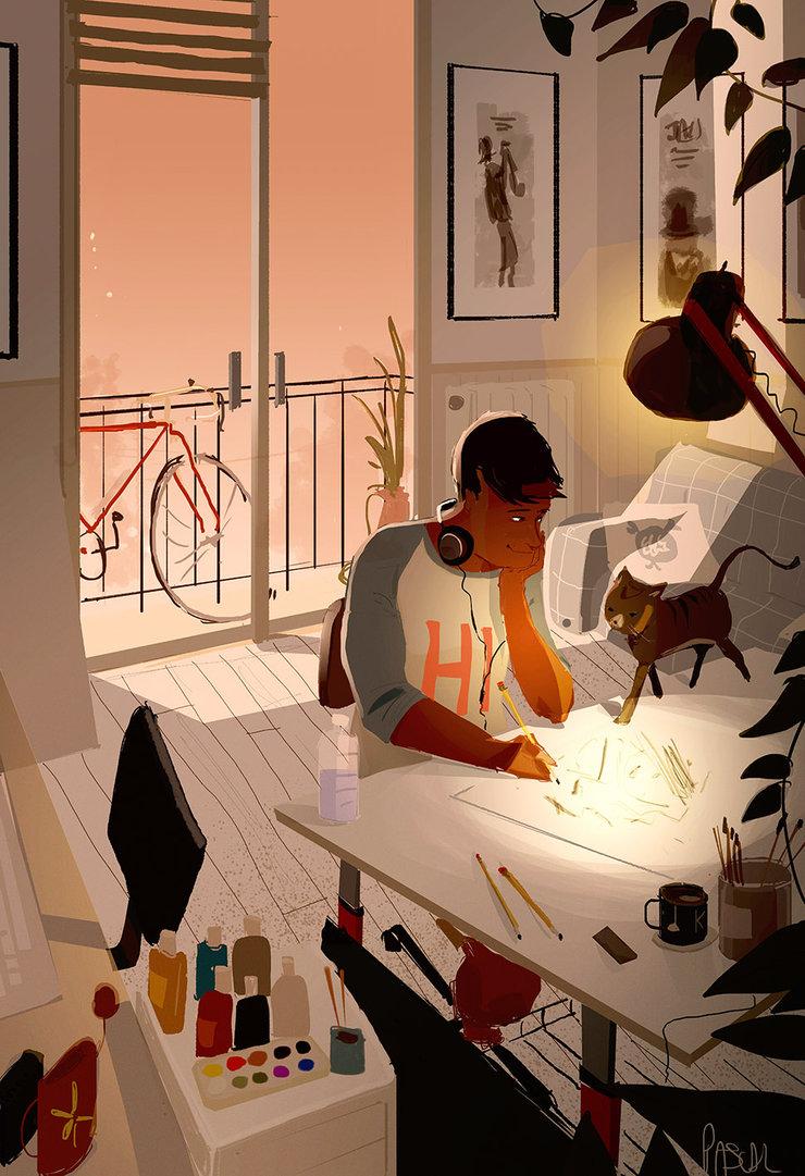 Летние ночи в студии. Pascal Campion