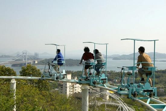 «Небесный велосипед» в Японии