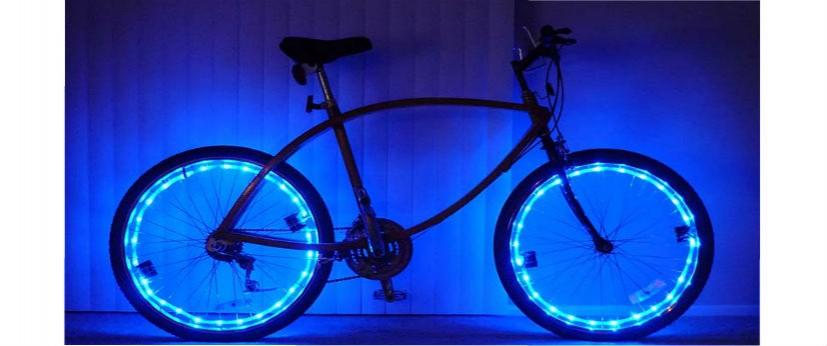 Как сделать своими руками подсветку на велосипед своими руками фото 137